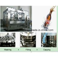Wholesale 3 in 1 Aseptic Fully Automatic Beverage Bottle Line (CGFD) from china suppliers