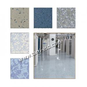 China Anti static vinyl floor tile on sale