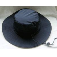Wholesale custom cotton outdoor fishing caps and bucket for Fitted fishing hats