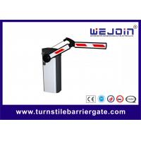 Wholesale Smart RFID Card Reader Access Automatic Car Park Barriers 80W CE Certificated from china suppliers