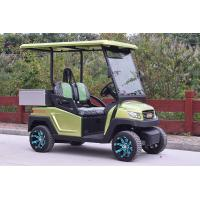 Buy cheap 48V Battery Voltage And 1 Seat Electrical Golf Cart With CE Certificate from wholesalers