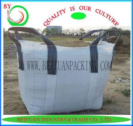 Quality 100 raw material 1000kg bulk bag 1 ton rice bag pp jumbo bag