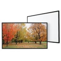 Wholesale Cynthia Screen Fixed Frame Projection Screen 3D&4K PVC Fabric Frame Screens 72 Inch 16:9 from china suppliers