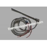 Thermocouple Heating Element : High watts density heat element cartridge heaters with