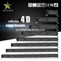 Wholesale 55800 LM Lumen 24v Led Light Bar , Black Spot Led Light Bar For Truck from china suppliers
