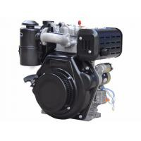 China 1- Cylinder 4- Stroke air - cooled diesel engine , portable 186FA small engine diesel on sale