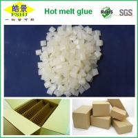 White Granule Hot Melt Adhesive Glue For Carton Box Packaging Sealing
