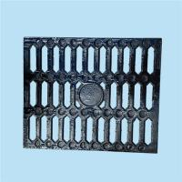 China Shock Absorption Road Drainage Grates Iron Commercial Floor Drain Grates on sale
