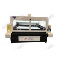 Buy cheap Double Heads Automatic Cloth Cutting Machine For Dye Sublimation Swimwear from wholesalers
