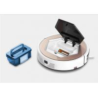 Lightweight Household Wet and Dry Robot Vacuum Cleaner For Carpet / Wood