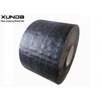 Wholesale 1.1mm Thickness Corrosion Resistant Tape Polypropylene Fiber Woven Tape For Pipe Protection from china suppliers