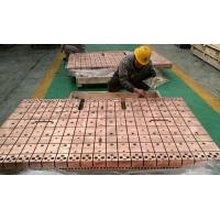 Wholesale Flat Thick Copper Plated Aluminum Sheet / Perforated Thick High Carbon Steel Plate from china suppliers