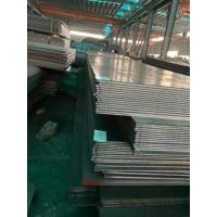 Quality EN10025 S355JR Mild Flat Steel Plate For Cutting / Bending / Drilling Hole for sale