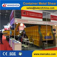 Wholesale China HIGH Quality Scrap Steel Aluminum Copper PIPES Container Cutting Shears For Sale from china suppliers