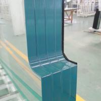 Buy cheap Low Iron ultra clear Laminated glass from wholesalers