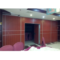 Wholesale Customized Aluminum Frame 65mm Hotel Movable Operable Partition Wall For Hotel Hall from china suppliers