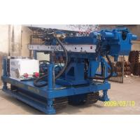 Water Power Station Crawler Drilling Rig