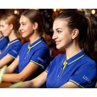 Wholesale Universal Work Uniform Polo Shirts Oem Classic Cut Unbanded Cuffs Comfortable from china suppliers