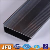 China Facoty powder coated aluminium frame for kitchen cabinet and kitchen cabinet aluminium on sale