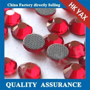 China Fashion shiny machine cut dmc hotfix stone,hot-fix stone dmc,dmc stone hot fix for shoes on sale