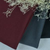 Wholesale Knit 32s 65% Cotton 35% Spandex Ponte-De-Roma Jersey Fabric from china suppliers