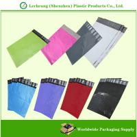 China Coloured Polythene Mailing bags on sale
