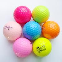 Wholesale Color golf ball & Golf from china suppliers