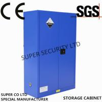 Quality Steel Corrosive Storage Cabinet, acid liquid storage in labs,university, minel for sale
