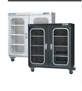 Energy Saving 320L Laboratory Drying Cabinet audiovisual with RH Range