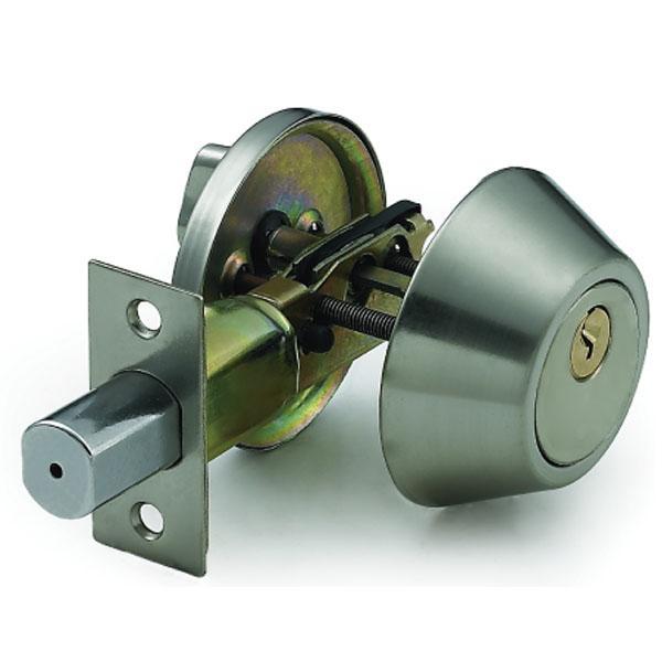Quality Yantai Tri-Circle deadbolt lock D101SS for sale