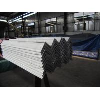 Quality 304 304L 316L stainless steel angle bar for sale