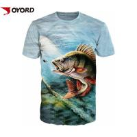 Wholesale Clothes Apparel Custom Fishing Jerseys Shorts Multiple Size Polyester Spandex Material from china suppliers