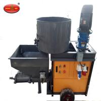Wholesale gelcoat Grc spray gun concrete spraying machine for sale from china suppliers