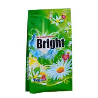 Wholesale Custom laminated printed plastic packing roll film washing powder packaging bags from china suppliers