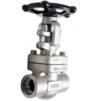Wholesale Needle Disc Forged Steel Valve , Hand Wheel Valve Globe Valve With Standard Port from china suppliers
