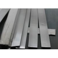 Wholesale 201 / 202 Cold Rolled Stainless Steel Flat Bar Stock from china suppliers