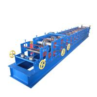 Wholesale 2-3mm Galvanized Strip CZ Purlin Machine With 11kw Power 12 Rows Of Rollers from china suppliers