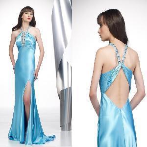 halter chiffon bridesmaids dresses   popular halter