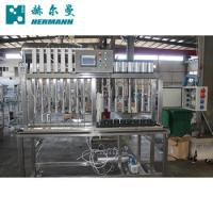 China SUS304 Automatic Beer Bottling Machine , 10-10 Beer Bottle Filler on sale