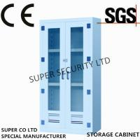 China Medical Storage Cabinet With Door For Storing Phosphoric And Chromic Acids on sale
