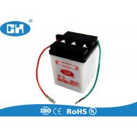 Quality Rechargeable 6v Lead Acid Battery Big Capacity 88 * 85 * 96mm 0.45kg Durable for sale