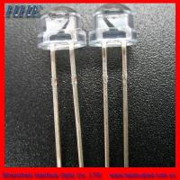 Wholesale 5mm Straw Hat Water Clear LED Diodes from china suppliers