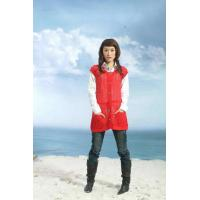 Wholesale Fashion Women's Clothes Knitted Sleeveless Sweater 526# from china suppliers