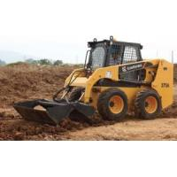 China Liugong CLG375A Skid Steer Loader with Yanmar Engine on sale
