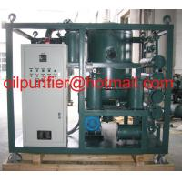 China Ultra-High Voltage Insulating Oil Filter Machine,Transformer Oil Treatment Plant, Mutual Inductor Oil Purifier on sale