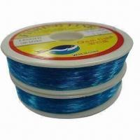 Wholesale Nylon Monofilament Fishing Lines with 100m/roll Length from china suppliers
