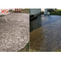 Wholesale Liquid Wet Look Solvent Based Concrete Sealer For Embossed Concrete Patios from china suppliers