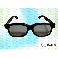 Wholesale Adult RealD and Master Image Circular polarized 3D glasses from china suppliers