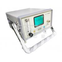Wholesale Purity Decomposition SF6 Gas Analyzer Measuring Range 0% - 100% Fast Test Speed from china suppliers