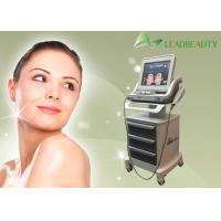 China Keeping a youth skin beauty boby and face whitening HIFU face lift machine on sale